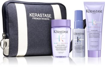 Kérastase Blond Absolu kit voyage (pour cheveux blonds)