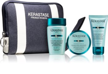 Kérastase Résistance Travel Set (For Weak Hair)