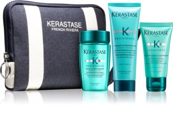 Kérastase Résistance Extentioniste Travel Set (For Hair Roots Strengthening And Hair Growth Support)