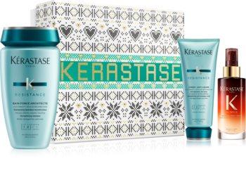 Kérastase Résistance set cadou II. (pentru par deteriorat)
