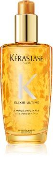 Kérastase Elixir Ultime L'huile Originale regeneráló olaj a matt hajért