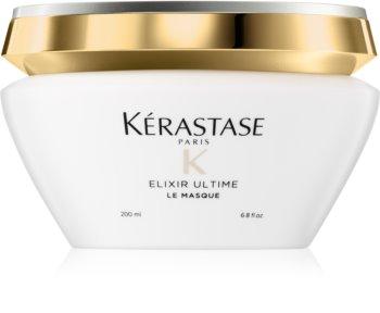 Kérastase Elixir Ultime Le Masque zkrášlující maska pro všechny typy vlasů