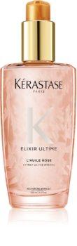 Kérastase Elixir Ultime L'Huile Rose hydratační regenerační olej pro barvené vlasy