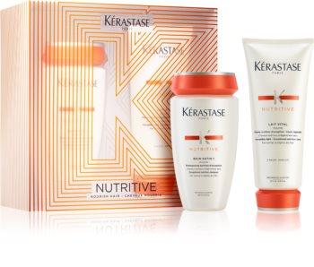 Kérastase Nutritive Bain Satin 1 Cosmetic Set (For Normal To Dry Hair) for Women