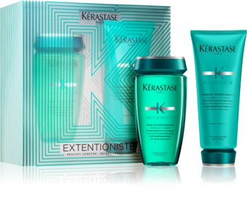 Kérastase Résistance Bain Extentioniste Cosmetic Set (For Hair Roots Strengthening And Hair Growth Support) for Women