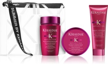 Kérastase Reflection Chromatique комплект за пътуване (за боядисана и чувствителна коса)