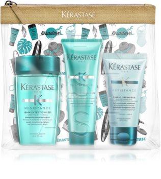 Kérastase Résistance Extentioniste kit di cosmetici per stimolare la crescita e rinforzare i capelli dalle radici