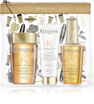 Kérastase Elixir Ultime Cosmetic Set (for Tired Hair Without Shine) for Women