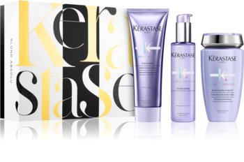 Kérastase Blond Absolu Gift Set I. (For Blonde And Grey Hair)