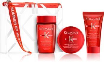 Kérastase Soleil Travel Packaging (for Hair Damaged by Chlorine, Sun & Salt) With UV Filter