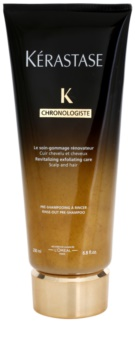 Kérastase Chronologiste tratamento esfoliante revitalizador para todos os tipos de cabelos