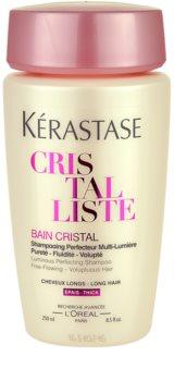 Kérastase Cristalliste Bain Cristal champô para cabelo áspero e seco