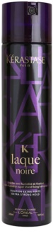 Kérastase K Noire laca para cabelo em spray para fixação extra forte
