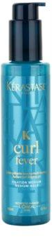 Kérastase K Curl Fever gel modelador para brilho do cabelo ondulado encaracolado