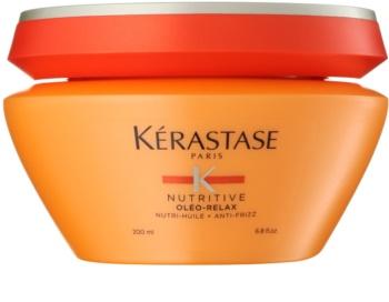 Kérastase Nutritive Oléo-Relax mascarilla alisado para cabello seco y rebelde