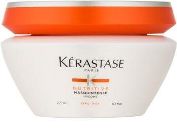 Kérastase Nutritive Masquintense maschera nutriente per capelli secchi e sensibili