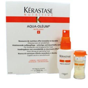 Kérastase Nutritive Aqua-Oléum kúra pro suché a poškozené vlasy