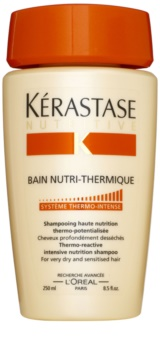 Kérastase Nutritive Nutri-Thermique Daily Detoxifying Shampoo For Very Dry And Sensitive Hair