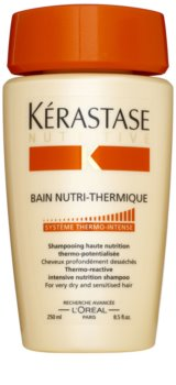 Kérastase Nutritive Nutri-Thermique denní detoxikační šampon pro velmi suché a citlivé vlasy