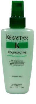 Kérastase Resistance Volumactive bezoplachový kondicionér pro jemné a zplihlé vlasy