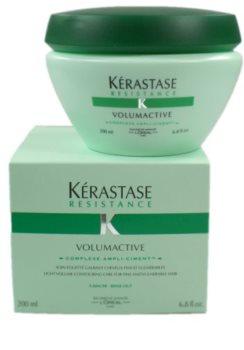 Kérastase Resistance Volumactive maska pro jemné a zplihlé vlasy