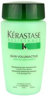 Kérastase Resistance Volumactive šampon pro jemné a zplihlé vlasy