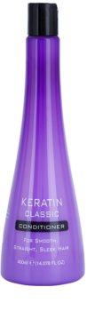 Keratin Classic Smooth kondicionér pro nepoddajné a krepatějící se vlasy