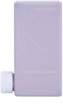 Kevin Murphy Blonde Angel Wash Violetti Hiustenpesuaine Vaaleille Ja Korostetuille Hiuksille