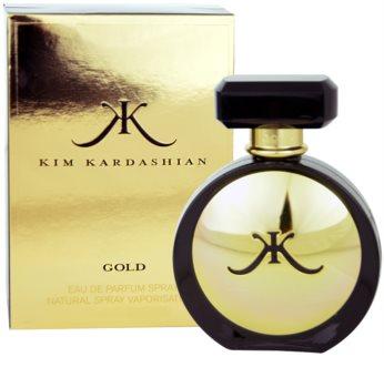 Kim Kardashian Gold Eau de Parfum da donna