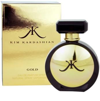 Kim Kardashian Gold Eau de Parfum pour femme
