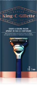 King C. Gillette Shave & Edginf Razor aparat de ras