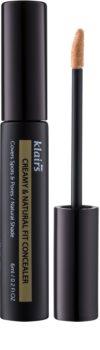 Klairs Creamy & Natural Fit Concealer korektor pro přirozený vzhled