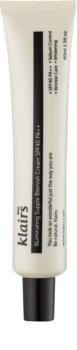 Klairs Illuminating Supple Blemish Cream feuchtigkeitsspendende BB Creme gegen kleine Makel der Haut SPF 40