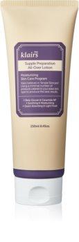 Klairs Supple Preparation Feuchtigkeitsspendende Bodymilk mit Tiefenwirkung für trockene Haut