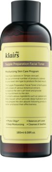 Klairs Supple Preparation хидратиращ тоник, изравняващ pH на кожата