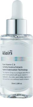 Klairs Freshly Juiced ενυδατικός ορός προσώπου με βιταμίνη C