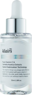 Klairs Freshly Juiced Moisturizing Face Serum with Vitamine C