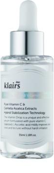 Klairs Freshly Juiced Vitamin Drop nawilżające serum do twarzy z witaminą C