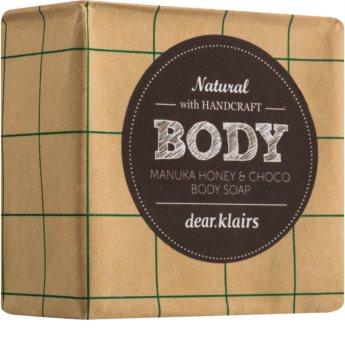 Klairs Manuka Honey & Choco sapone solido per il corpo