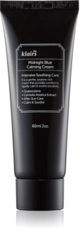 Klairs Midnight Blue Calming Cream Soothing After Sun Cream For Sensitive And Reddened Skin