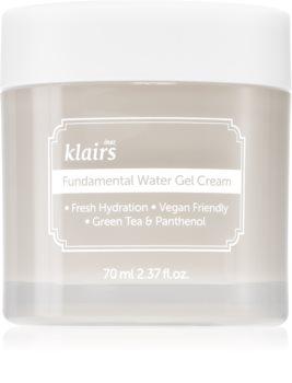 Klairs Fundamental Water Gel Cream gel-crème hydratant visage
