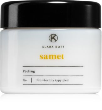 Klara Rott Samet pleťový peeling
