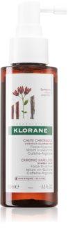 Klorane Chinin sérum proti chronickému vypadávaní vlasů s trojím účinkem