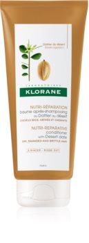 Klorane Desert Date Conditioner  voor Breekbaar en Gestrest Haar