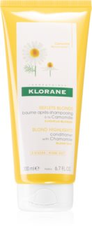 Klorane Chamomile Brightening Conditioner for Blonde Hair