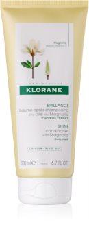 Klorane Magnolia après-shampoing brillance