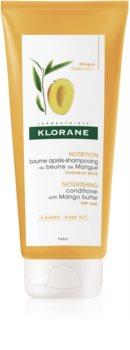Klorane Mango Ravitseva Hoitoaine Kuiville Hiuksille