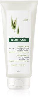Klorane Oat Milk защитен балсам за всички видове коса