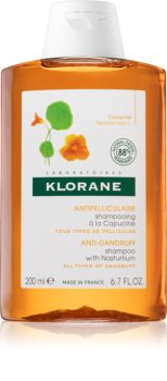 Klorane Nasturtium Shampoo  tegen Roos