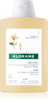 Klorane Magnolia champú para dar brillo